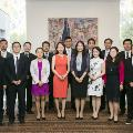 2015 Executive Trainee Alumni | 执行学员校友