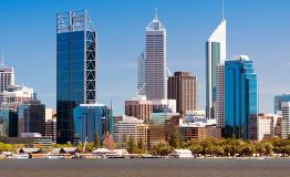 Perth, capital city of Western Australia