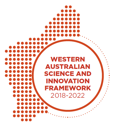 July 2018 - WA Science and Innovation Framework Logo