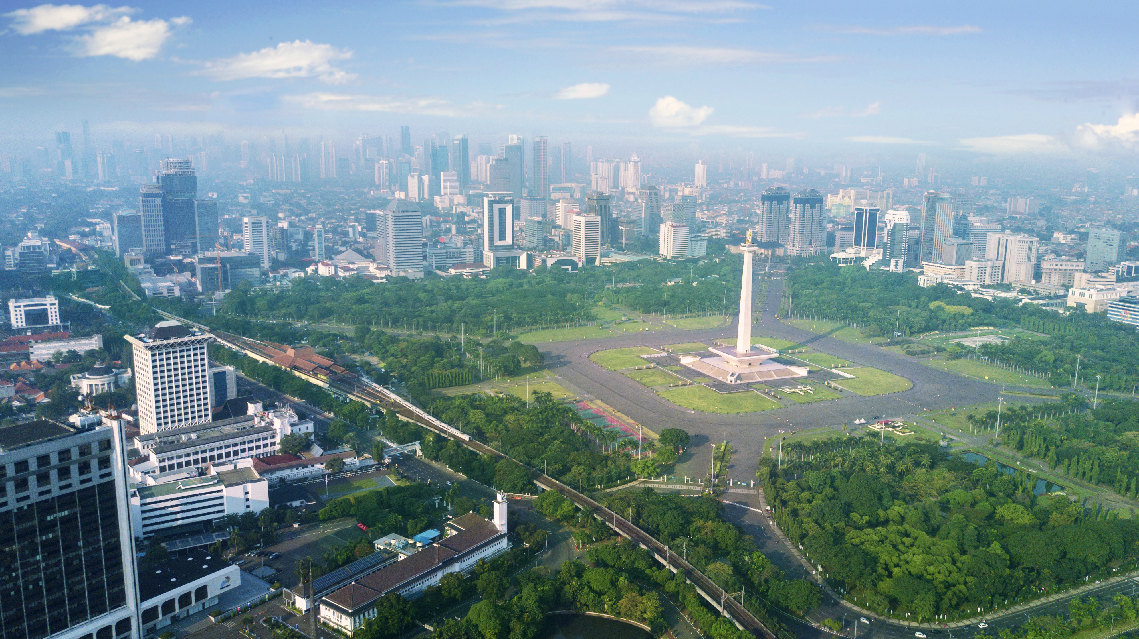 National Monument Monas Jakarta Indonesia-GettyImages-925111666
