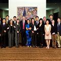 2010: 19 October 6th Executive Training Program Economic Imperative Graduation Dinner