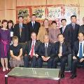 2005: 6 May The first group of Chinese Trainees meeting with Mr Zhong Ziqi, Chinese Consul-General, in Perth