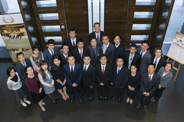 July 2018 Executive Training Alumni