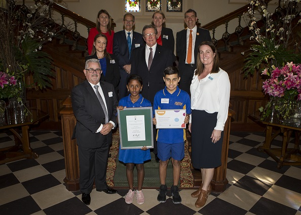 2018 Governors School STEM Awards - Official Party with Brookman Primary School