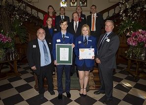 2018 Governors School STEM Awards - Official Party with Comet Bay College