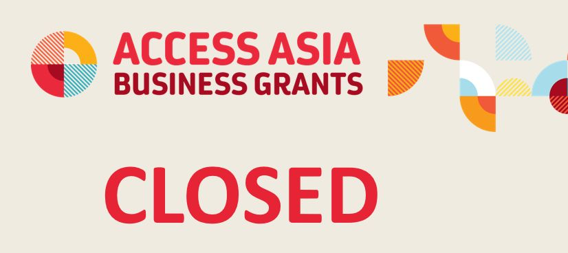 3)	Access Asia Business Grants