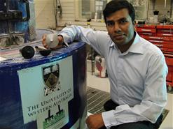 Associate Professor Shazzad Hossain 2013