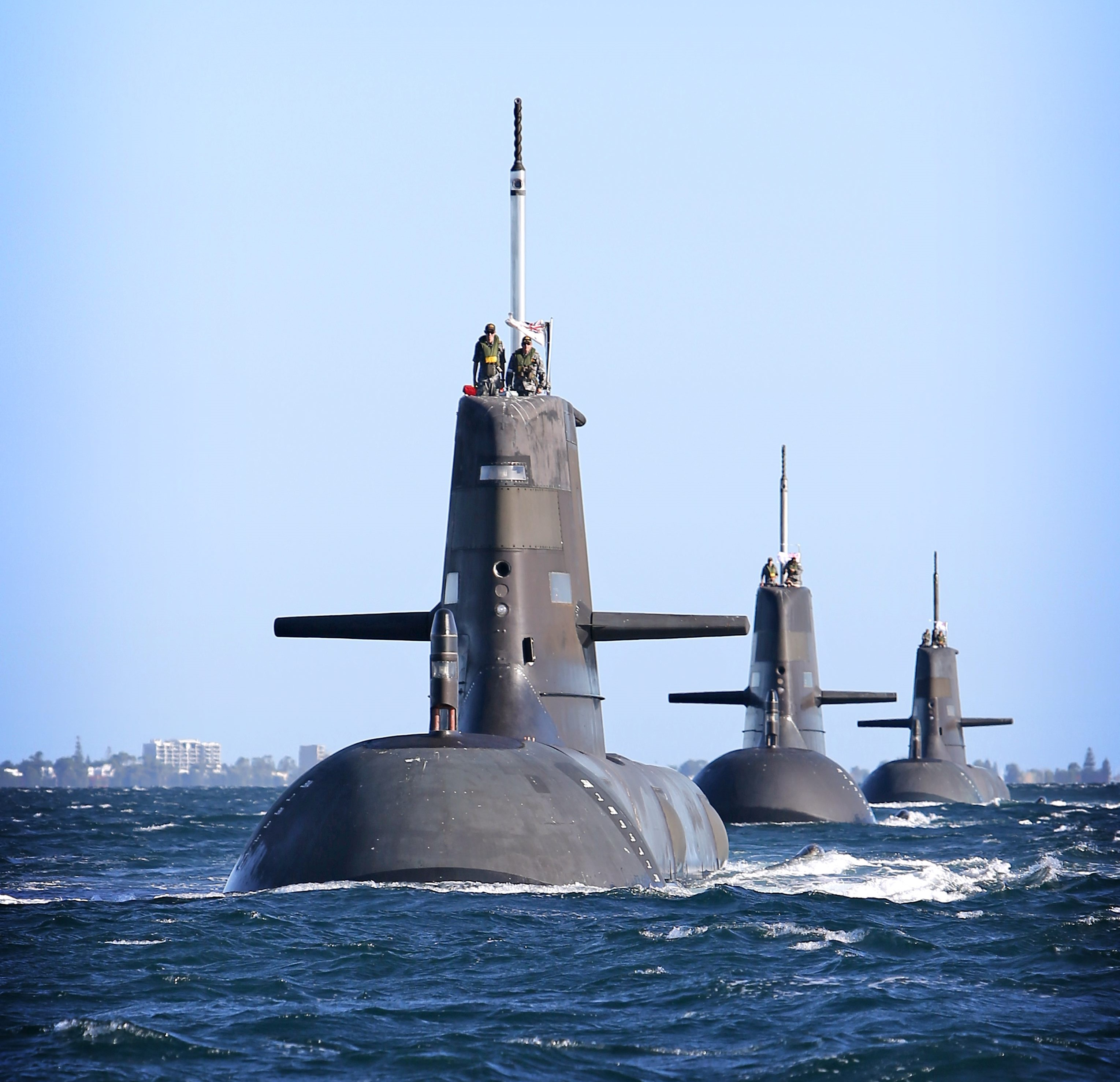 Collins Class submarines