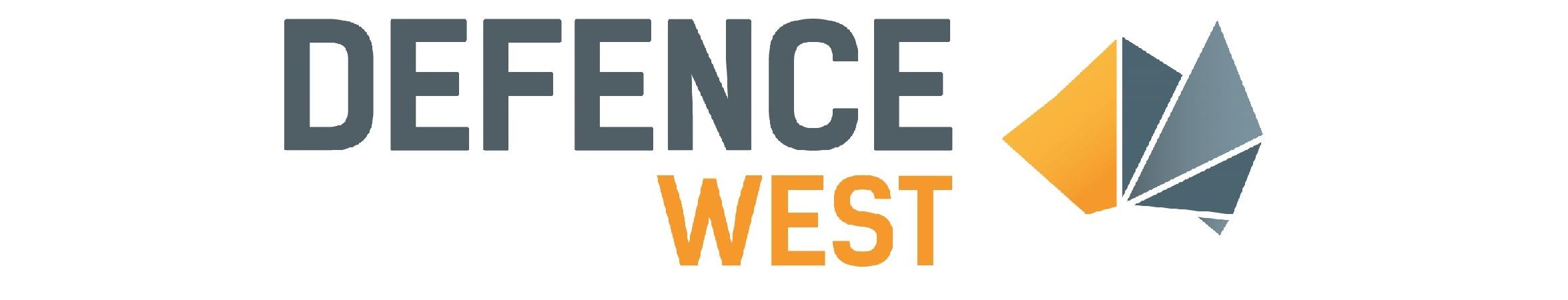 Defence west logo