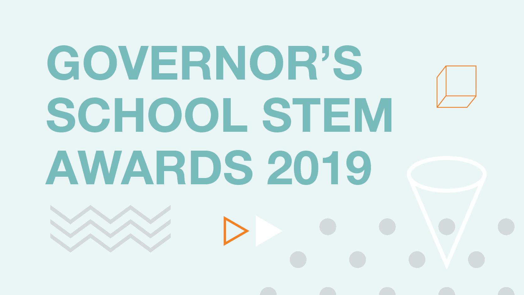 Governors School STEM Awards 2019