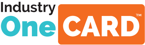 Industry OneCARD logo