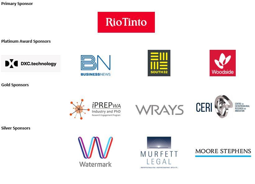 IOTY 2019 sponsors
