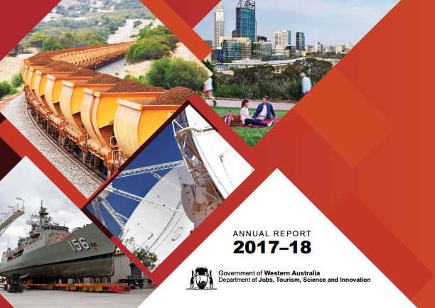 JTSI Annual Report Cover 2017-2018