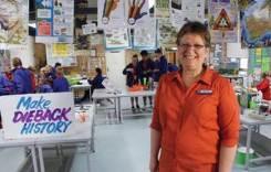 Mrs Mady Calquhoun 2012
