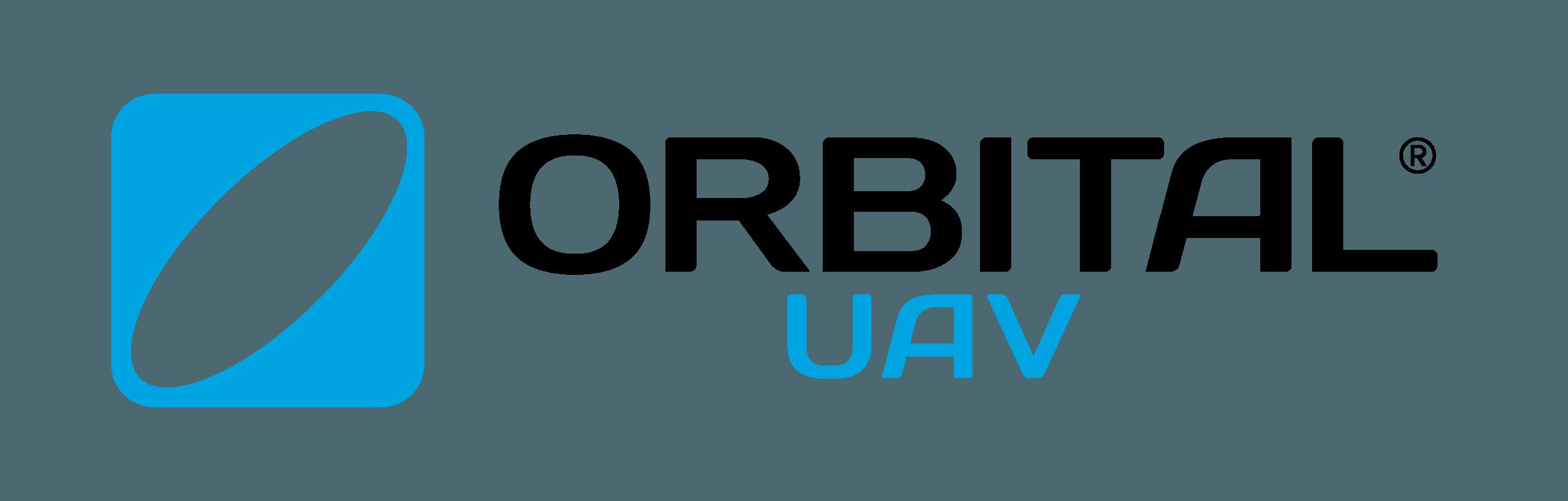 Orbital UAV logo