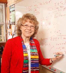 Professor Cheryl E Praeger 2015