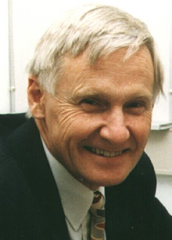 Professor Ian Constable 2009